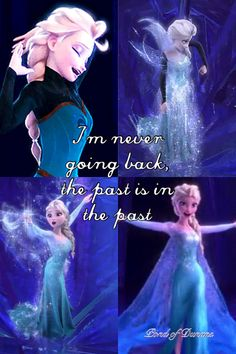 The song Let It Go, from Frozen, is all I've been listening to for the past few days.
