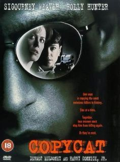 Directed by Jon Amiel. With Sigourney Weaver, Holly Hunter, Dermot Mulroney, William McNamara. An agoraphobic psychologist and a female detective must work together to take down a serial killer who copies serial killers from the past. Top Movies, Scary Movies, Great Movies, Horror Movies, Drama Movies, Movies And Series, Movies And Tv Shows, Internet Movies, Movies Online