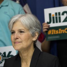 As expected, Green Party nominee Jill Stein's 'occupy the debates' protest has created a social media maelstrom. As reported at USA Today, Stein was first spotted on Monday morning with her campaign team, boarding a press bus that took reporters to H