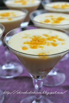 Mousse al Limoncello e Cioccolato Bianco - chicche di chicca