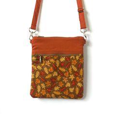 6d6fa6359dcb Items similar to Small Cross Body Phone Bag