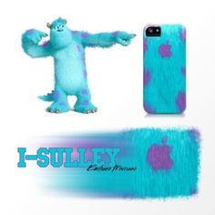 Sullie iPhone case :)
