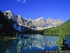 Banff National Park in Alberta, Canada, another place I would like to return to. Camped there as a child with my family, happy memories : )