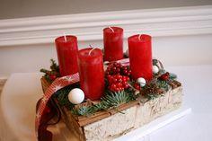 Advent wreath by Emily B.