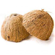 Cómo hacer artesanías con la cáscara del coco