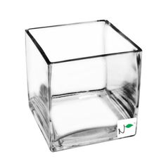 Pure Micro Glass Cube Aquarium - Live With Nature
