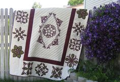 Celtic Quilt - Block designs by Philomena Durcan, from her book Celtic Quilt Designs