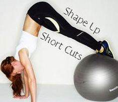 14 Shape-Up Shortcuts These genius tricks will help you drop pounds and sculpt muscle in record time WAY AWESOME! I've read a lot of fitness advice and this is worth reading!!!