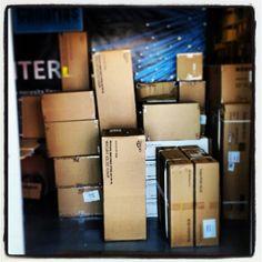 Nueva llegada de material #WifiCanarias ... a lo largo de la tarde actualizaremos stock en www.wificanarias.com/shop