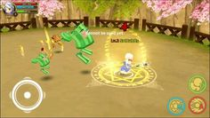 Dragonsaga is a Android Free-to-play Side-Scrolling Action Role Playing RPG Multiplayer Game featuring simple controls and Auto Play system