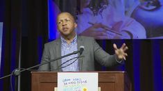 Bryan Stevenson, the brilliant founder and Executive Director of the Equal Justice Initiative, believes it's possible to change our nation despite the inequa. Bryan Stevenson, Equality, Believe, Change, America, History, Youtube, Historia, Social Equality