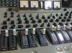 Redd 37 'beatles' recording console
