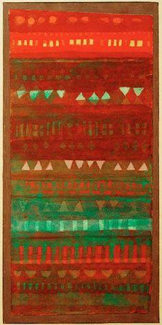 Paul Klee - Kleinglieder in Lagen, 81 (R William Turner, Futurism Art, Paul Klee Art, Design Theory, Green Art, Stick Figures, Wassily Kandinsky, Global Art, Color Theory