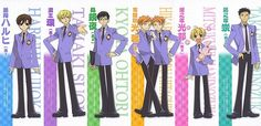 Ouran High School Host Club!!
