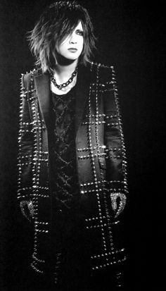 Ruki- The GazettE