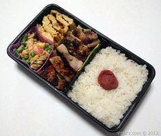 今日のお弁当(2012.11.17)