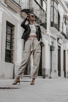 6e777aedf8 20 imágenes geniales de Pantalones tipo cargo en 2019