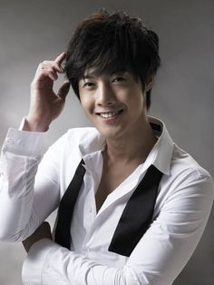 Kim Hyun Joong models Winter Line for HANGTEN SS501 ♥ Kim Kyun Joong ♥ Boys Over Flowers ♥ Playful Kiss ♥ City Conquest