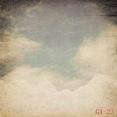 Amazon.com : Ouyida Retro theme Sky Pictorial cloth Customized Backdrop CP Photography Prop Photo Background 10X10FT GA23 : Camera & Photo