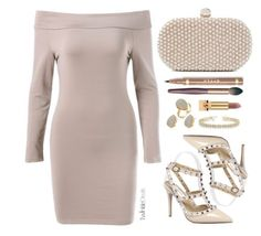 """""""TwinkleDeals"""" by simona-altobelli ❤ liked on Polyvore featuring Santi, Allurez and Yves Saint Laurent"""
