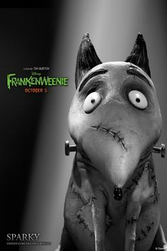 怪誕復活狗 (Frankenweenie) 14