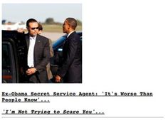 Obama White House 'worse than people know' ` Former Secret Service Agent Dan Bongino