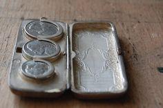 Coin Holder - vintage
