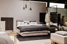 Matri by Fennobed at Habitare - Finnish furniture, interior decoration and design fair in 2016.