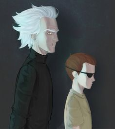 Rick and Morty,Рик и Морти, рик и морти, ,фэндомы,R&M Персонажи,R&M art,Rick and Morty art, R&M арт, Рик и Морти арт,Evil Morty,Evil Rick,Злой Рик