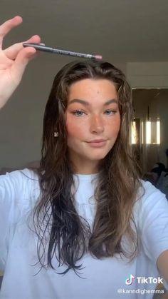 Cute Makeup Looks, Makeup Looks Tutorial, Makeup Eye Looks, Pretty Makeup, Skin Makeup, Beauty Makeup, Cute Eye Makeup, Maquillage On Fleek, Natural Makeup Looks