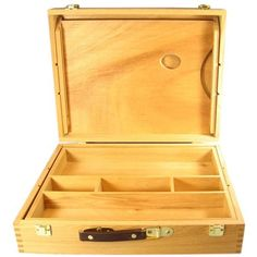 Wooden Artist Case?.. With a few modifications this might work for my dominion cards