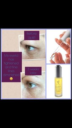EFFECTIVE eye serum...takes one drop for both eyes...bottle lasts 8 MONTHS...made with natural ingredients!!!   www.LushlashesbyTiff.com