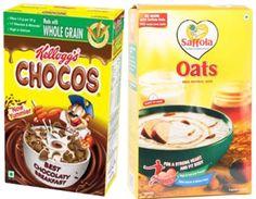 Buy #Combo Of Kelloggs #Chocos, #Saffola #Oats at b est price in delhi,mumbai,bangalore.www.tradus.com/combo-kelloggs-chocos-saffola-oats/p/GRON66G48YKBFD3V?tsrc=searchListing