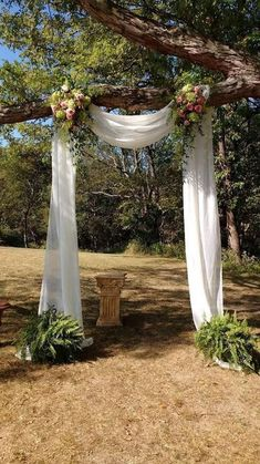 Wedding decor, wedding DIY, romantic wedding wedding arch outdoor ceremony 55 romantic wedding decor ideas - Page 34 of 55 - LoveIn Home Romantic Wedding Decor, Outdoor Wedding Decorations, Diy Wedding, Outdoor Weddings, Country Weddings, Rustic Weddings, Unique Weddings, Indian Weddings, Fall Wedding