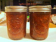 Cinnamon-Vanilla Fig Topping