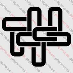 Pegame.es Online Decals Shop  #decoration #motif #geometric #clip #vinyl #sticker #pegatina #vinilo #stencil #decal