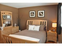 a beautiful bedroom staged by Maximum Impact Plus