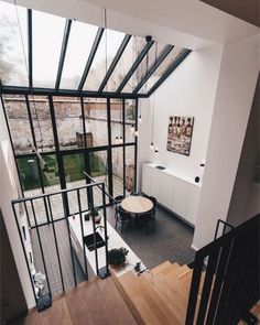Renovation of a master house in Koekelberg 5 Ar Interior Design Examples, Interior Design Inspiration, Home Interior Design, Interior Architecture, Renovation D, Hill Interiors, House Plans, New Homes, Home Fashion