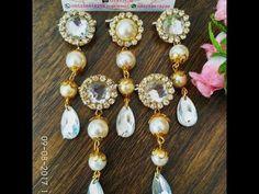 DIY || TUTORIAL BROS DAGU JUNTAI DIAMOND - YouTube Diy Tutorial, Diy And Crafts, Male Poses, Drop Earrings, Diamond, Makeup, Jewelry, Youtube, Diy Kid Jewelry
