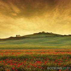 Tuscany... feels very dreamy