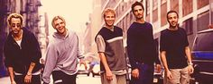 the beginning of my love for BSB :)     backstreet boys <3 millennium tour promo