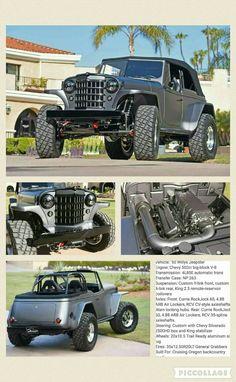 just some jeep stuff. remember keep the Jeep wave alive ! Jeep Wrangler Yj, Jeep Cj, Jeep Truck, Jeep Wrangler Unlimited, Cool Jeeps, Cool Trucks, Big Trucks, Pickup Trucks, Willys Wagon