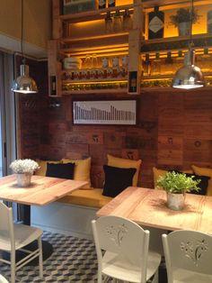 Restaurante Carlota Barcelona. C/ paris con Muntaner . Sitio acogedor y precio 35 por persona aprox. Del Mismo Grupo que Alba