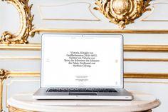 moodley brand identity - webdesign for Palais Coburg