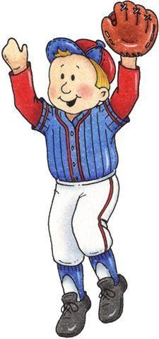 M Cole ? Sports Theme Baseball player