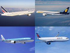 Air France-KLM, Delta et Jet Airways partagent plus