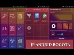 9 Cards Home Launcher para cualquier celular y Tablet Android