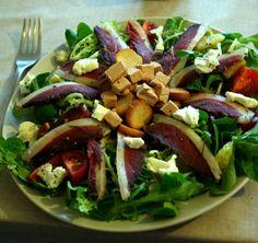Futilités: Salade de magrets fumés