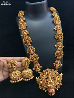 Temple Jewellery available at Ankh Jewellery For booking WhatsApp on South Indian Bridal Jewellery, Indian Wedding Jewelry, Bridal Jewelry, Gold Jewellery Design, Gold Jewelry, Gold Necklace, Statement Jewelry, Diamond Jewelry, Diamond Earrings
