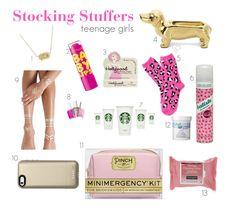 Stocking Stuffer Guide For Teenage Girls